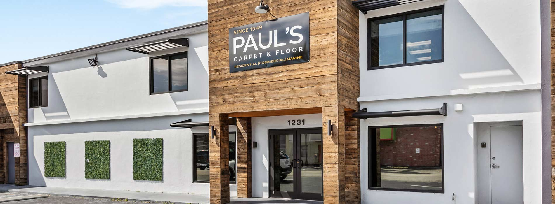 Paul's Carpet & Floor - Residential | Commercial | Marine - Since 1949