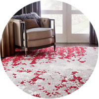 Custom Area Rugs by Paul's Abbey Carpet & Floor
