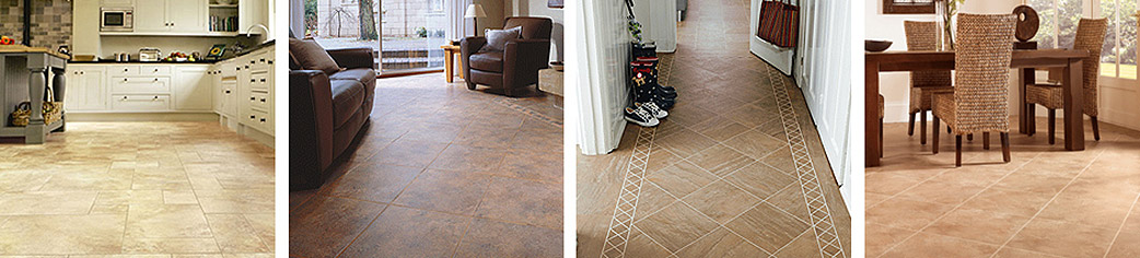 Karndean floors are beautifully realistic and highly practical - available at Castle Floors in Mesa!